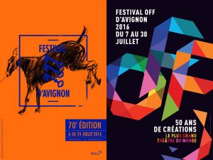 Affiches IN OFF