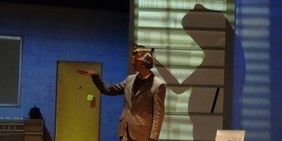 Après le tremblement de terre au TQI – Théâtre Antoine Vitez